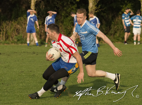 DIAS GAA 7s Competition, Clan Na Gael, Ringsend, Dublin, Ireland. 9th September 2015. Picture by Stephen B.K.